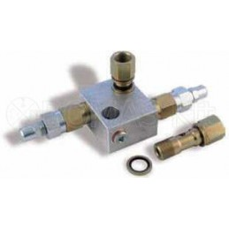 Crossover relief valve for...