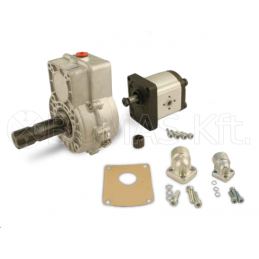 Pump + Multiplier Gearbox Kits