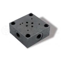 Base Block CETOP 3