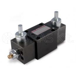 Movement inverting valve -...