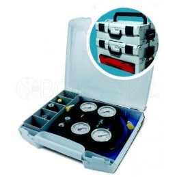 Manometer Kit (4 gauges +...