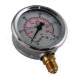 Manometers (pressure gauges)