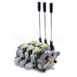 Stackable Spool Valves