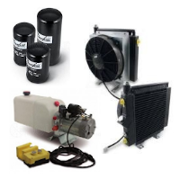 Hydraulic power packs and accessories