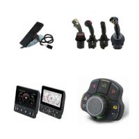 HMI peripherials (Joysticks, pedals, displays)