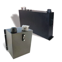 Hydraulic reservoir kits for mobile applications
