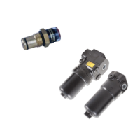 High pressure filters and -inserts, accessories