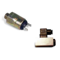 Pressure switches, sensors and transmitters