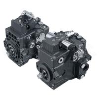 Medium power hydrostatic transmission