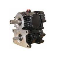 Compact hydrostatic transmission units
