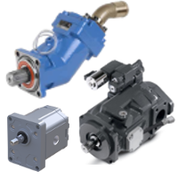 Hydraulic pumps and accessories / Open Circuit