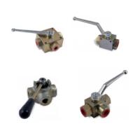 Manual ball valves