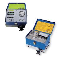 Hydraulic mobile test equipment